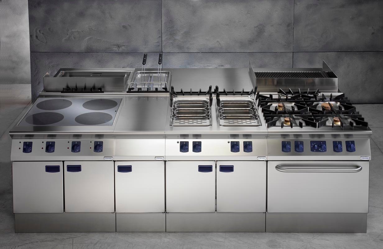 Elco900 cooking range