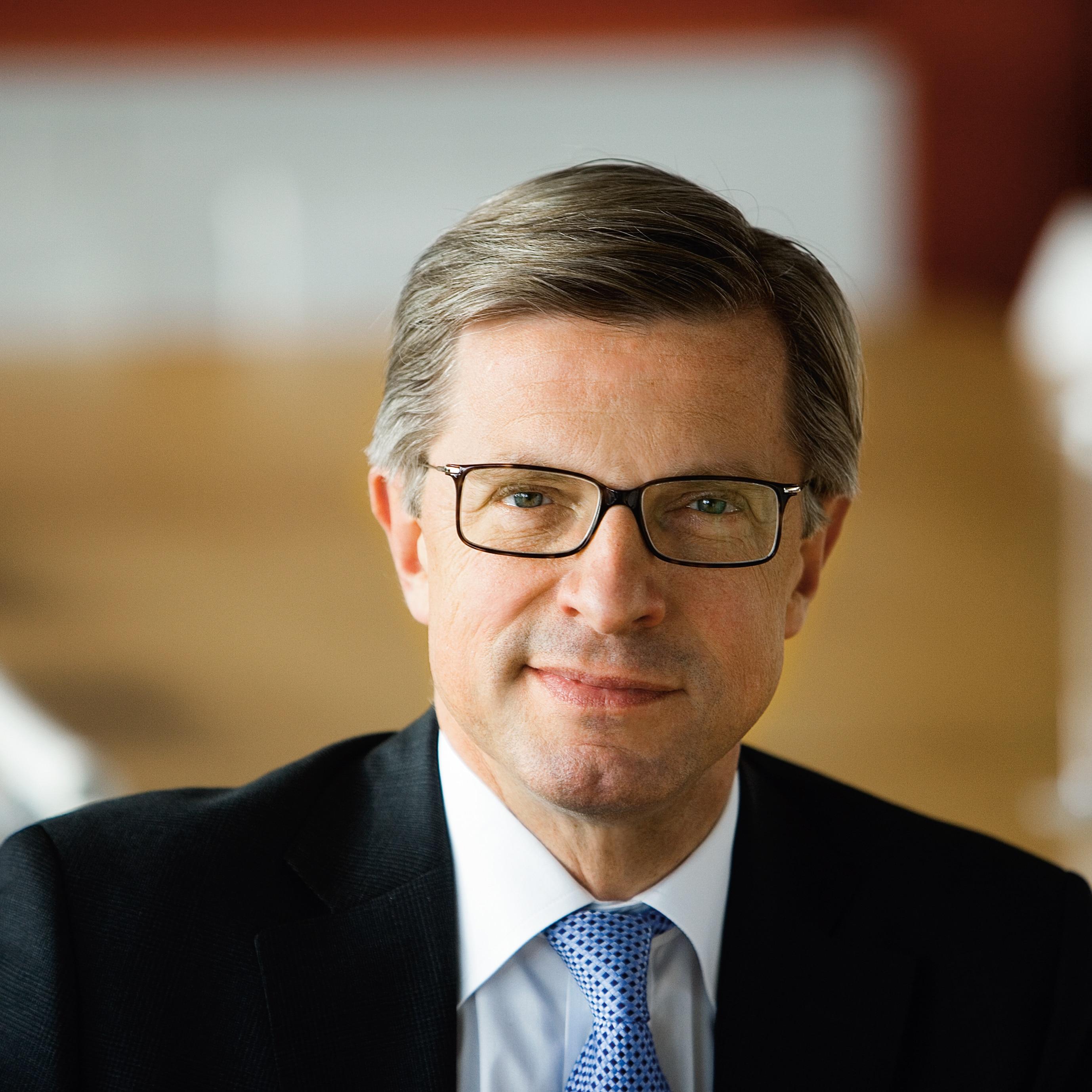 Hans Stråberg, CEO & President Electrolux