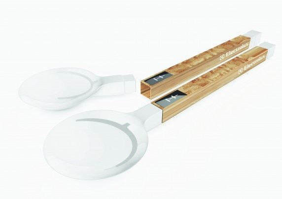 Electrolux Design Lab 2012 - Barbora Adamonyte - SaltSpoon