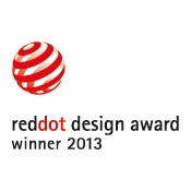 red dot award logotype