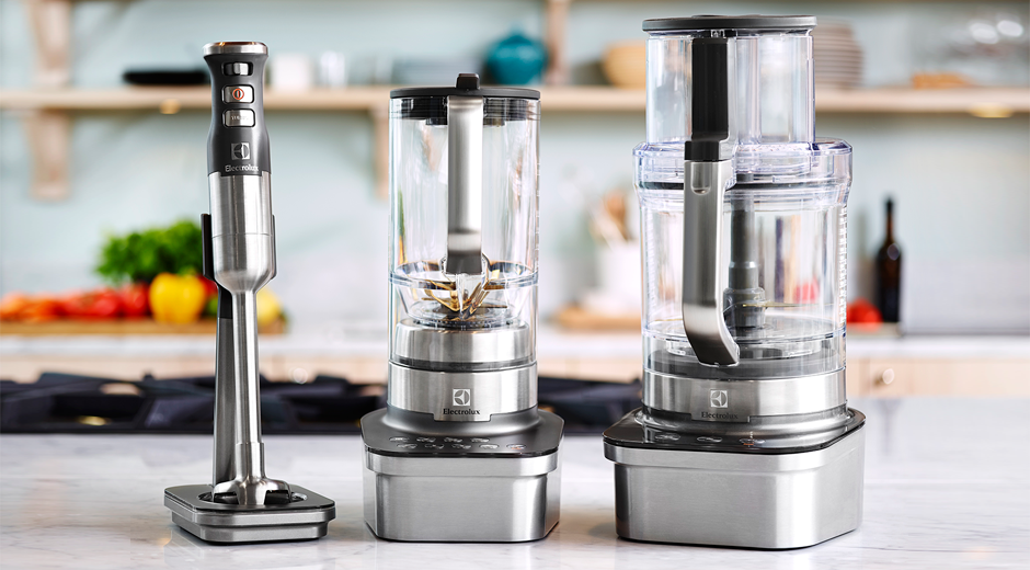 Innovative technology meets stunning design in new Electrolux kitchen tools