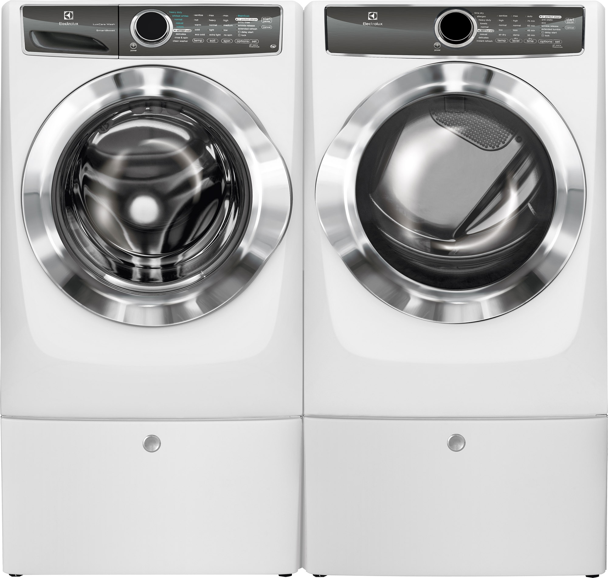 electrolux washer and dryer. Electrolux Washer And Dryer Pair