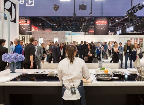 Electrolux at the Kitchen and Bath Industry Show