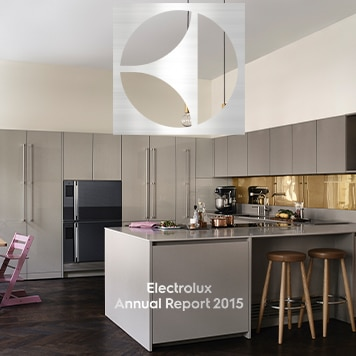 Electrolux Sustainability Report 2015