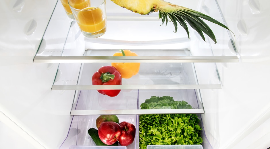 Electrolux builds the world's first bioplastic concept fridge