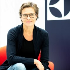 Pernilla Johansson Head of Design Electrolux