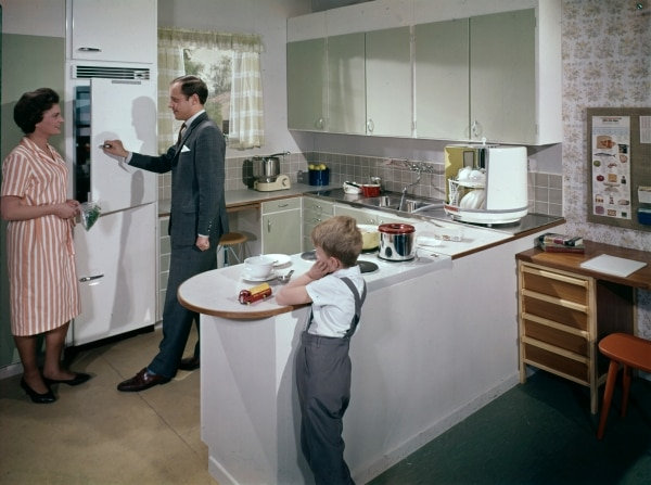 A kitchen equipped with products from Electrolux