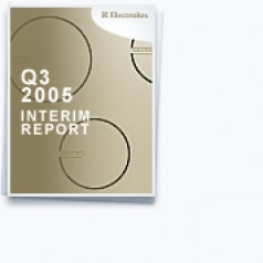 Interim Report January – September, 2005
