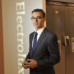 Gregoire Letort is Chief Purchasing Officer of Electrolux