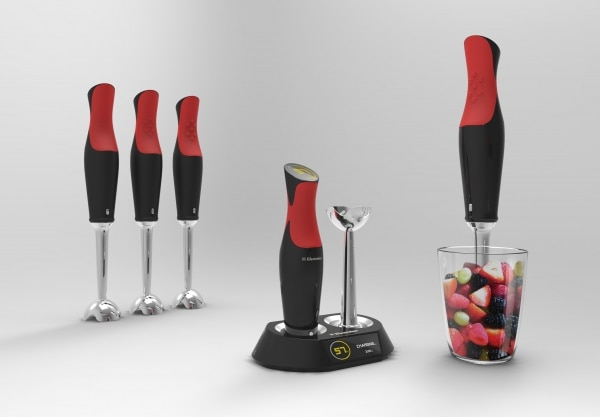 Electrolux Design Lab 2012 - HwaJin Ock - Smart Embossed Blender