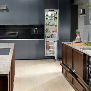 Electrolux intuitive kitchen range